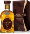 Cardhu 12-ročná 0,7l  40% v kart.