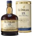 El Dorado 21-ročný 0,7l  43% v tube